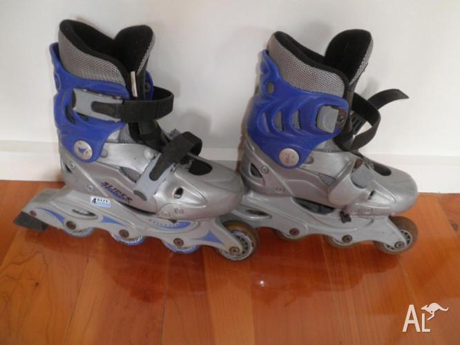 Slider Roller Skates