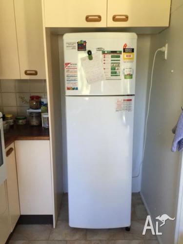 Slimline fridge in excellent condition