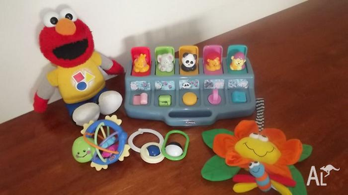 Small Bunch of Toys