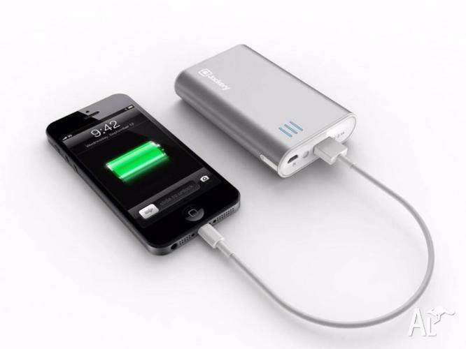 Small Portable 5600mAh Powerbank for Apple iPhone,