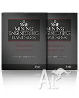 SME Mining Engineering Handbook, 3rd Edition