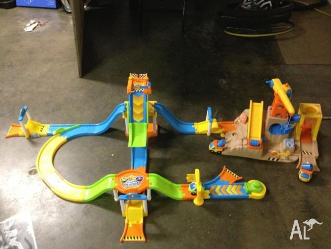 Smoby Vroom Car / Construction Set