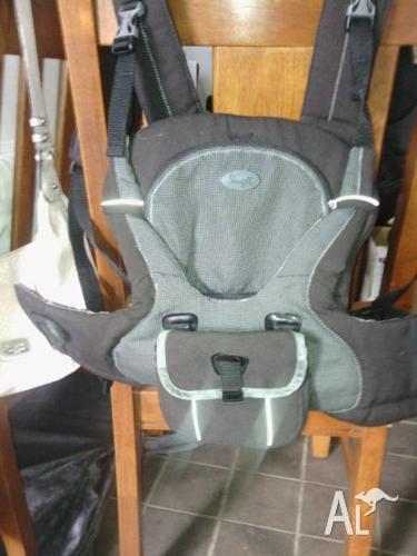 Snugli Baby carrier