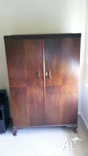 Solid Timber Wardrobe