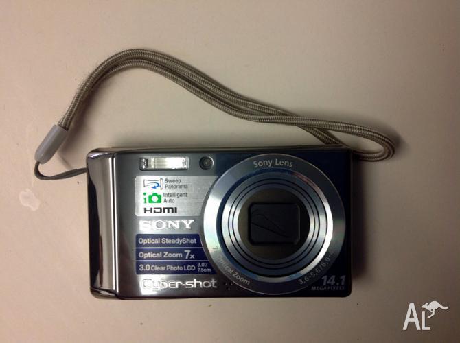 Sony Cybershot DSC W370 Digital Camera