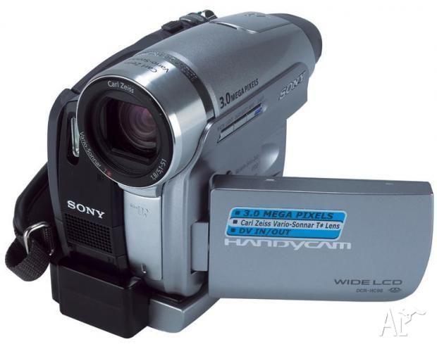 Sony handycam DCR-HC96E