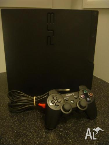 SONY PS3 320GB CONSOLE & ACCESSORIES FOR SALE