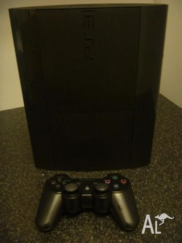 SONY PS3 CONSOLE 320GB & ACCESSORIES FOR SALE