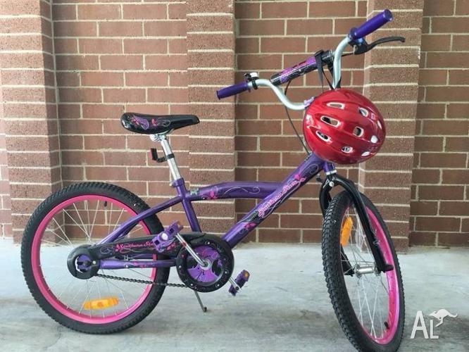 Southern Star Girls BMX Style Bike - 50cm (20'')