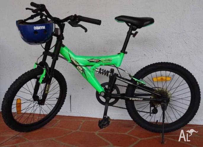 Southern Star NR20 Dual Suspension Bike - 50cm (20'')
