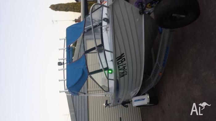 southwind SR15 with 60hp yamaha 4 stroke