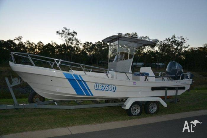 Southwind UB670 22ft Centre Console Longboat 100Hp