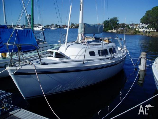 SPACESAILER 24 Selling well below cost due to urgent