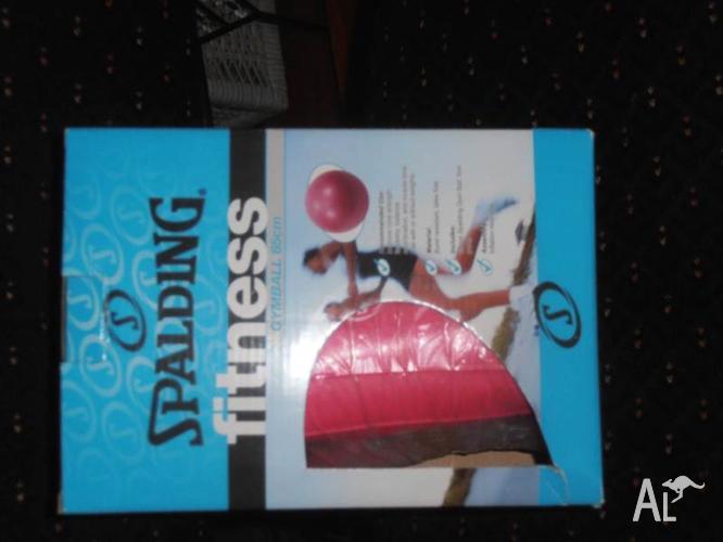 Spalding Hot Pink 65cm Gym Ball