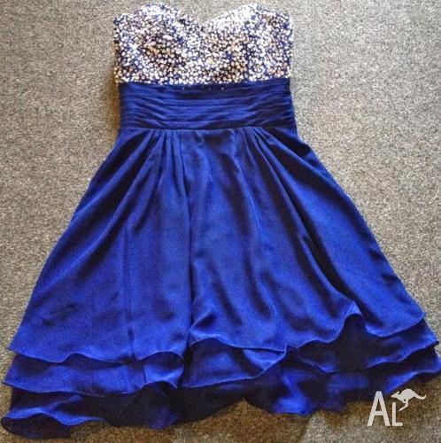 Sparkling Evening Dress Brand New