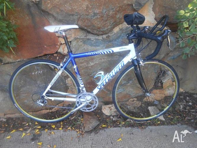 SPECIALIZED ALLEZ ELITE ROAD/TIME TRIAL BIKE for Sale in