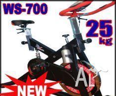 SPIN BIKE / EXERCISE BIKE / TREADMILL, 25G Wheel