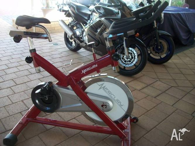 Spin Bike for sale-near new condition