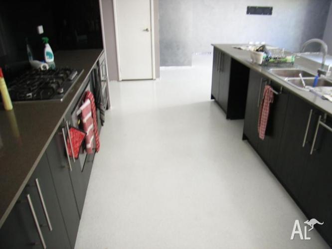 Spray On Polished Concrete Flooring