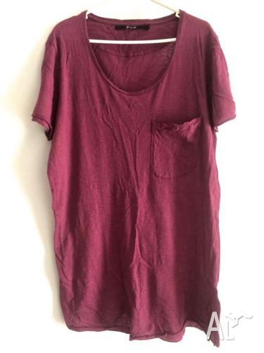 St Lenny's Purple Shirt