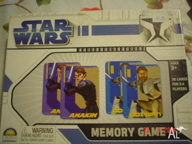 Star War Games and Others