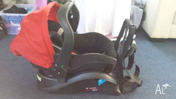 Steelcraft baby capsule $150