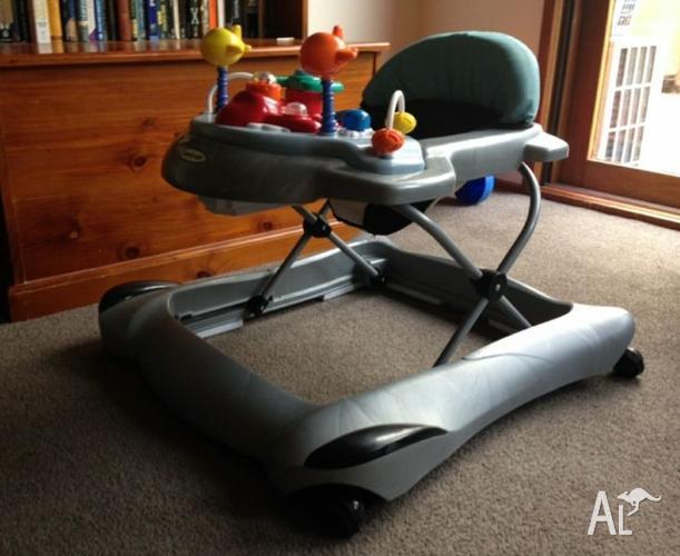 steelcraft beepa 4 in 1 baby walker instructions