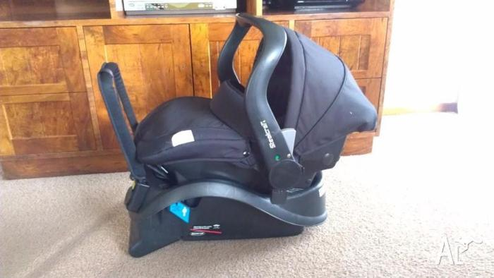 steelcraft infant carrier x2