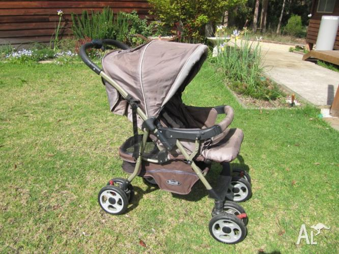 how to use steelcraft elite pram