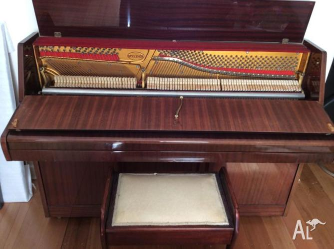 Stelzner upright piano for sale