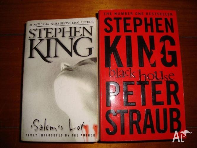 Stephen King - 2 books for $5