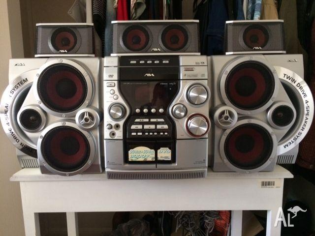 Stereo Speaker System 5 1 Surround Sound 3000w Audio Radio