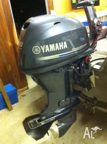 Stessco SF439 Yamaha F40 4STK consider tinnie to $7k as