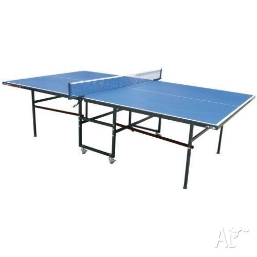 Stiga Triumph Table Tennis Table + bats/balls etc