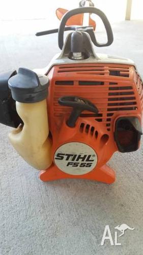 Stihl FS55 Whipper Snipper - Straight Shaft