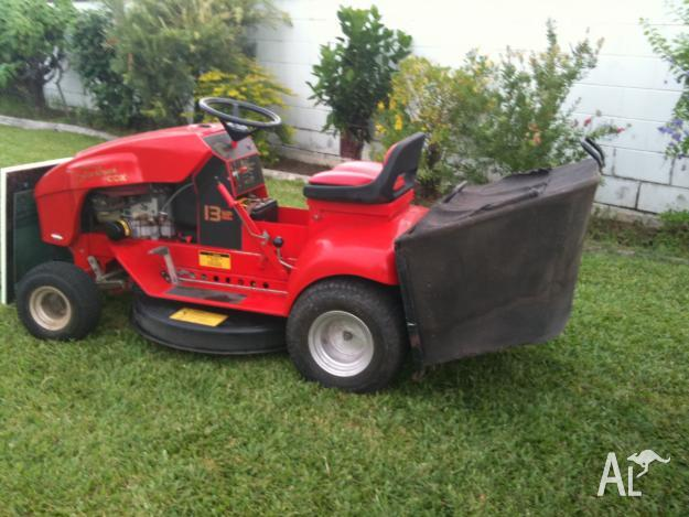 Stockman Cox Ride On Lawn Mower