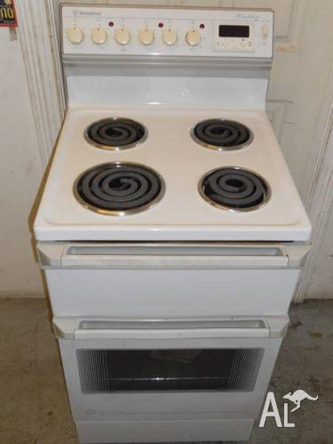Stove With Warranty Kimberley Fan Forced Oven Thick