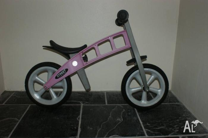 Strider Bicycle + Girl's Bicycle + Scooter - Excellent