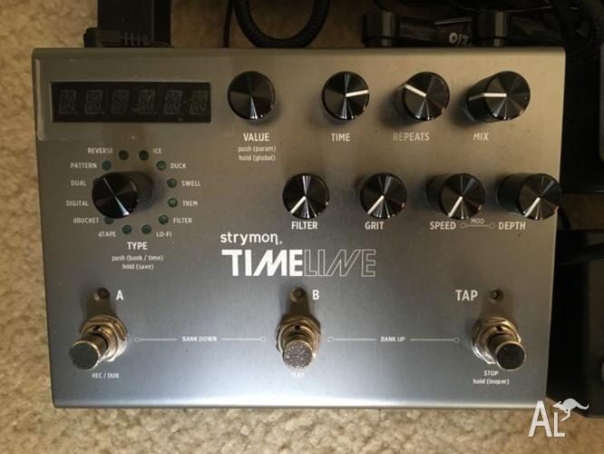 Strymon Timeline - MINT
