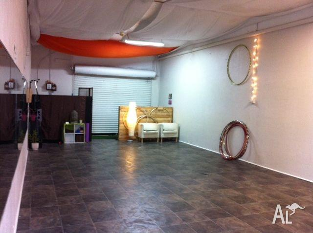 Studio available for lease in the Miami Creative