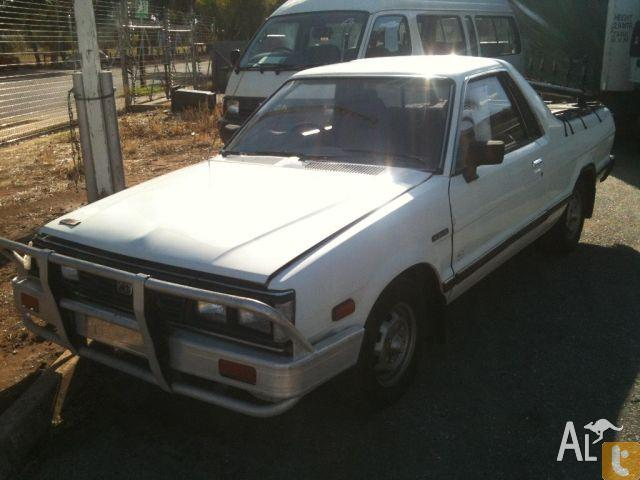 Subaru brumby for sale australia
