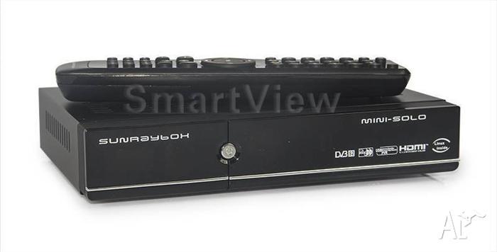 Sunraybox mini solo HD satellite receiver, CCcam,