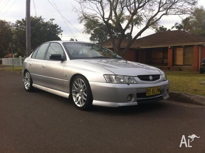 SUPERCHARGED VY II S  LEATHER, SUNROOF, ETC  for Sale in ALBION PARK