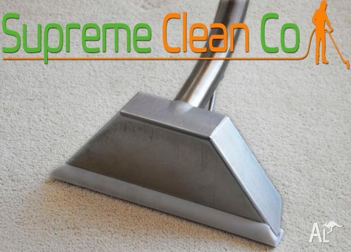 Supreme Clean Co.