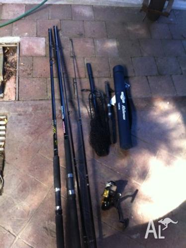 Surf Fishing Rods 2~off