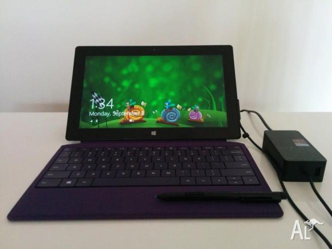 Surface Pro 2 4th Gen i5 256 GB