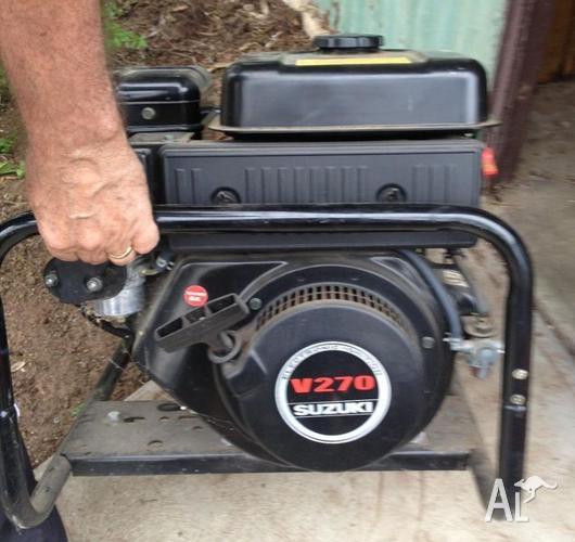 Suzuki 4 KVA Generator