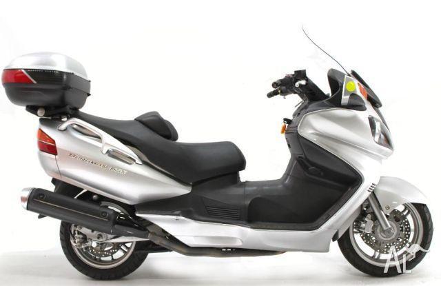 Suzuki Burgman For Sale In Australia