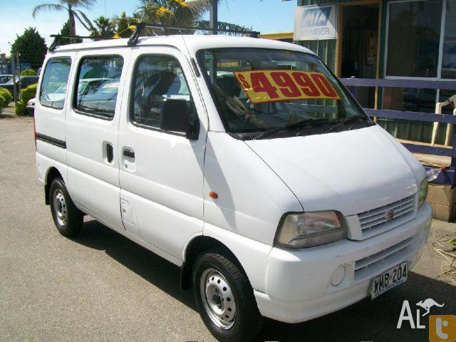 SUZUKI CARRY   1999