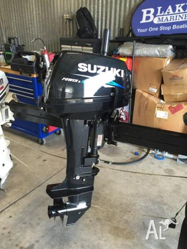Suzuki DT15AS 15hp 2 stroke Outboard for Sale in BLIGH PARK